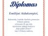 diplomas Emilijos